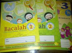 Bacalah jilid 1-3
