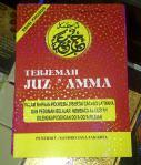 Juz Amma-sandro jaya